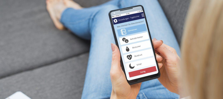 App MEDIKOM für das Uniklinikum Heidelberg