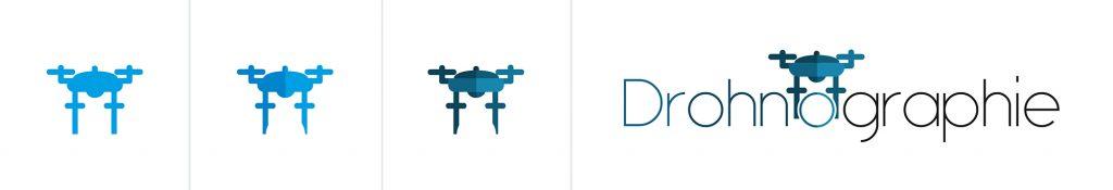 Logo Drohnographie Entwicklung