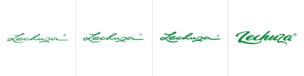Logo-Redesign LECHUZA