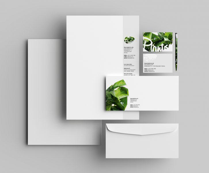 Corporate Design Plants